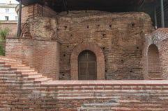Rotunda St George or Sveti Georgi in Sofia, Bulgaria, detail. Rotunda Sveti Georgi in Sofia, Bulgaria, detail Royalty Free Stock Photos