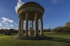 Rotunda at Stowe National Trust Royalty Free Stock Photo