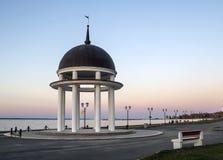 Rotunda at sunset Royalty Free Stock Photos