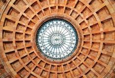 Rotunda tak arkivfoton