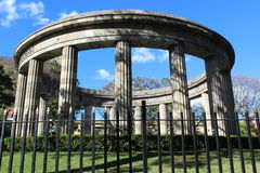 Rotunda w Guadalajara Obraz Stock