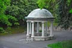 Rotunda w parku Pyatigorsk, Rosja Obrazy Stock