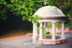 Rotunda w parku Pyatigorsk, Rosja Obrazy Royalty Free