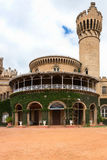 Rotunda and watchtower of Bengaluru Palace. Stock Photography