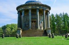 Rotunda in Wentworth Castle Park Royalty Free Stock Photo