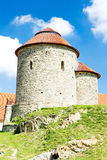 rotunda znojmo för tjeckisk republik royaltyfri fotografi