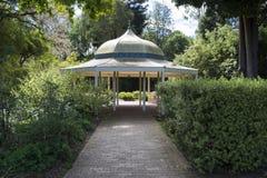Rotundaskydd, Adelaide Botanic Garden Royaltyfri Bild