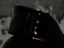 Rotura de Coffe Imágenes de archivo libres de regalías