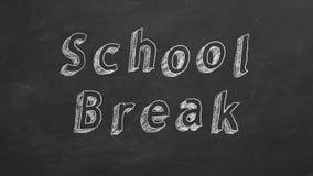 Rotura de la escuela