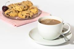 Rotura de té Imágenes de archivo libres de regalías