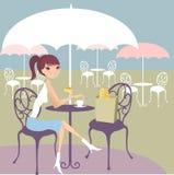 Rotura de té stock de ilustración