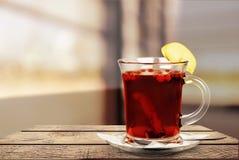 Rotura de té Imagenes de archivo