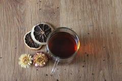 Rotura de té Foto de archivo libre de regalías