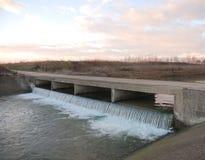 Rotura del agua Fotos de archivo