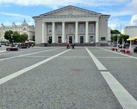 Rotuse à Vilnius Images libres de droits