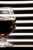 Rotwein. Stockfotografie
