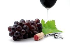 Rotwein stockfotos