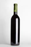 Rotweinflasche Lizenzfreies Stockfoto