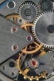 Rouage d'horloge Images libres de droits