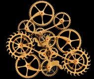 Rouage d'horloge