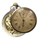 Rouage d'horloge Photographie stock libre de droits