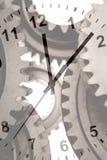 Rouages d'horloge image libre de droits
