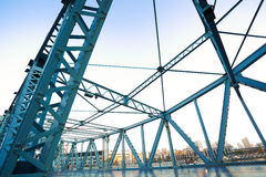 Roube a ponte Fotografia de Stock