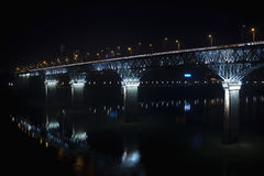 Roube a ponte Foto de Stock Royalty Free