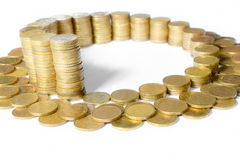 Rouble Royalty Free Stock Images