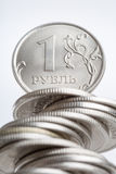 The rouble Stock Image