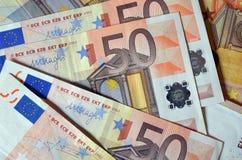 5000 roubles för modell för bakgrundsbillspengar Royaltyfri Foto