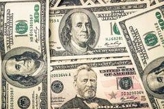 5000 roubles för modell för bakgrundsbillspengar Mycket kassa Baner av pengar royaltyfri foto