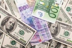 5000 roubles för modell för bakgrundsbillspengar Royaltyfria Bilder