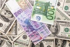 5000 roubles för modell för bakgrundsbillspengar Arkivbild