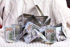 5000 roubles för modell för bakgrundsbillspengar Royaltyfria Foton