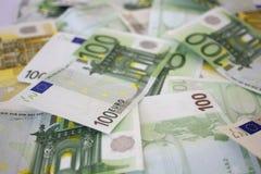 5000 roubles för modell för bakgrundsbillspengar euros Royaltyfri Fotografi