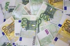 5000 roubles för modell för bakgrundsbillspengar euros Arkivfoto