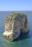 Rouche Liban photos libres de droits