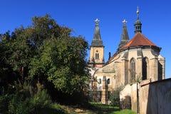 Roudnice nad Labem Imagens de Stock