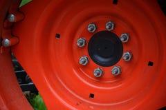 Roue détail Photos libres de droits
