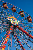 Roue d'amusement Photographie stock libre de droits