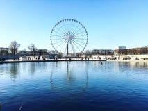 Roue de巴黎 免版税库存照片