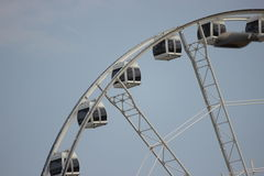 Roue de Baku Ferris, Baku Eye Image stock