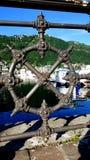Roue de bateau Photos stock