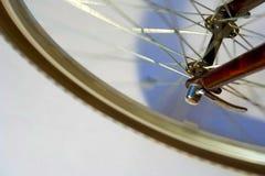 Roue de bicyclette Image libre de droits
