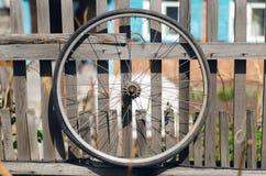 Roue de bicyclette Photo stock