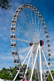 Roue de Brisbane Images stock