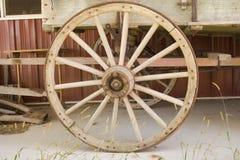 Roue de chariot Image libre de droits