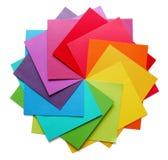 Roue de couleur Image libre de droits