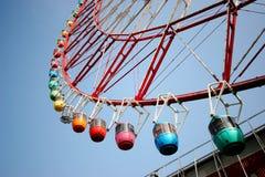 Roue de Ferris images libres de droits